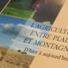 Conférence‐débat : L'agriculture auvergnate, entre plaine et montagne – D'hier à aujourd'hui